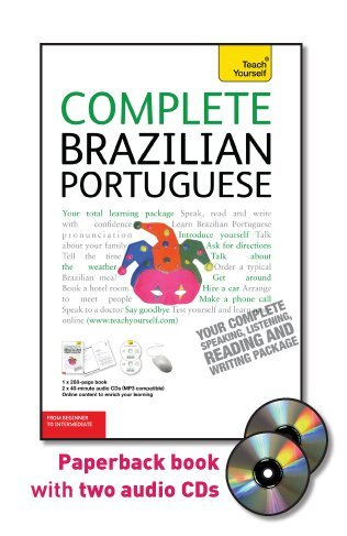 9780071748278: Complete Brazilian Portuguese with Two Audio CDs: A Teach Yourself Guide (Teach Yourself Language)