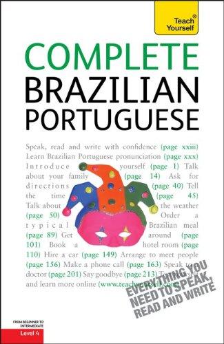 9780071748285: Complete Brazilian Portuguese (Teach Yourself: Level 4)