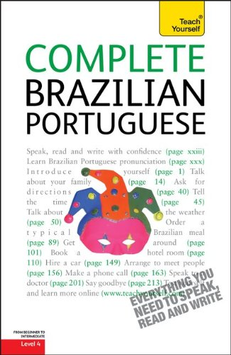 9780071748285: Complete Brazilian Portuguese: A Teach Yourself Guide (Teach Yourself Language)