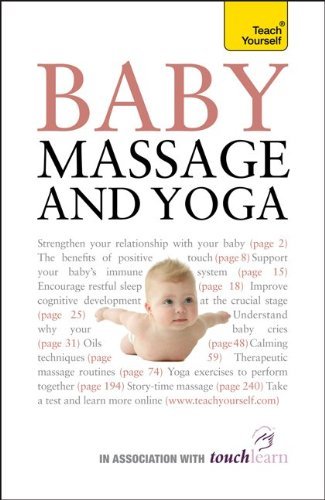 9780071748407: Baby Massage and Yoga (Teach Yourself (McGraw-Hill))
