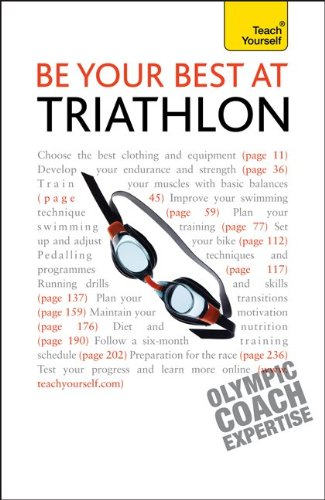 9780071748414: Be Your Best at Triathlon: A Teach Yourself Guide (Teach Yourself: Reference)