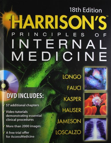 9780071748872: Harrison's Principles of Internal Medicine: 2