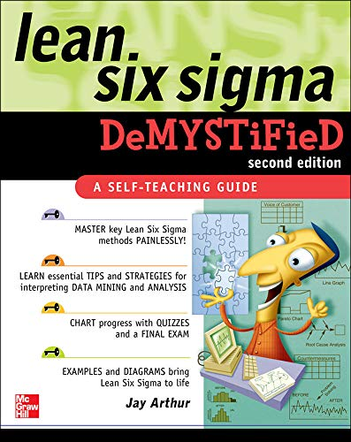 9780071749091: Lean Six Sigma Demystified, Second Edition