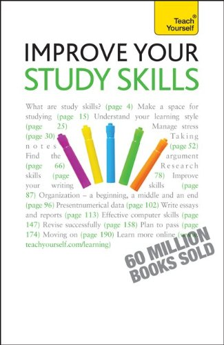 Improve Your Study Skills: A Teach Yourself: Walmsley, Bernice