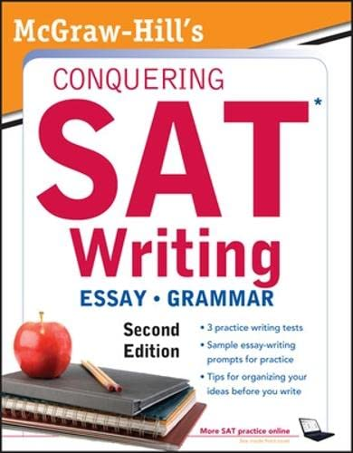 9780071749138: McGraw-Hill's Conquering SAT Writing, Second Edition (5 Steps to a 5 on the Advanced Placement Examinations)