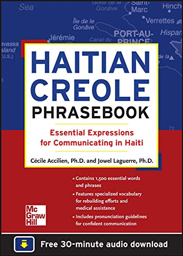 9780071749206: Haitian Creole Phrasebook: Essential Expressions for Communicating in Haiti