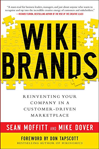 9780071749275: WIKIBRANDS: Reinventing Your Company in a Customer-Driven Marketplace