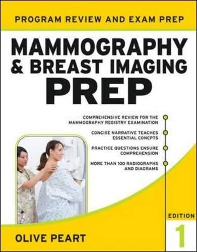 9780071749329: Mammography and Breast Imaging PREP: Program Review and Exam Prep