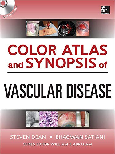 9780071749541: Color Atlas and Synopsis of Vascular Disease