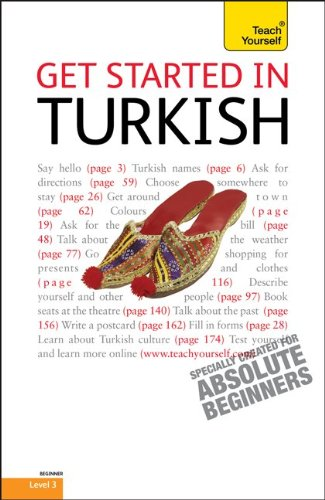 9780071749695: Get Started in Turkish (Teach Yourself: Level 3)