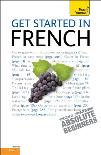 9780071749848: Get Started in French (Teach Yourself: Level 3)