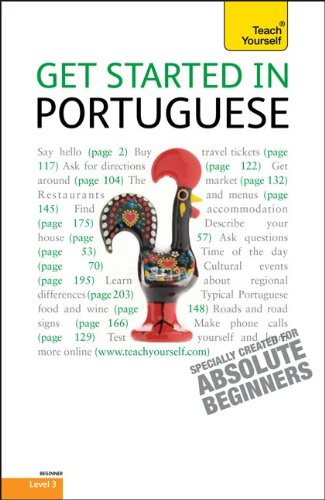 9780071749893: Get Started in Portuguese: A Teach Yourself Guide (TY: Language Guides)