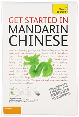 9780071749930: Get Started in Mandarin Chinese with Two Audio CDs: A Teach Yourself Guide (TY: Language Guides)