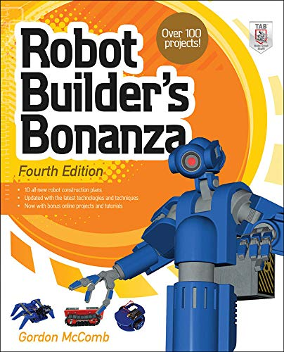 9780071750363: Robot Builder's Bonanza, 4th Edition (Electronics)