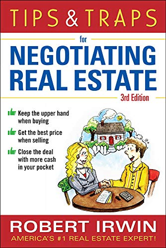 9780071750400: Tips & Traps for Negotiating Real Estate, Third Edition (Tips and Traps)