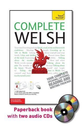 9780071750448: Complete Welsh: From Beginner to Intermediate [With Paperback Book] (Teach Yourself Language Complete Courses)