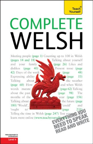 Complete Welsh: A Teach Yourself Guide: Jones, Christine, Brake,