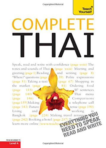 9780071750509: Complete Thai (Teach Yourself: Level 4)