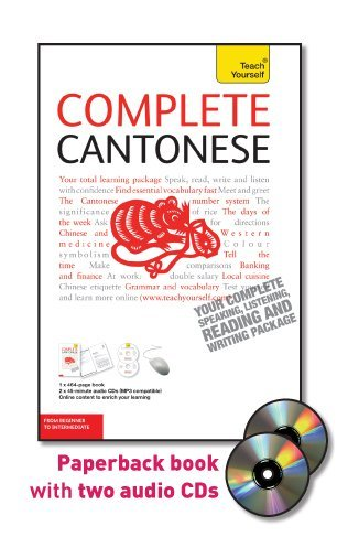 9780071750592: Teach Yourself Complete Cantonese: From Beginner to Intermediate [With Paperback Book] (Teach Yourself Language Complete Courses)