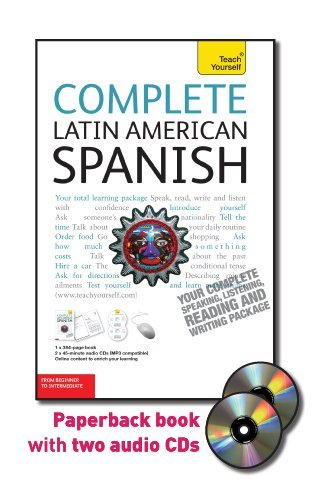9780071750646: Complete Latin American Spanish with Two Audio CDs: A Teach Yourself Guide (TY: Complete Courses)