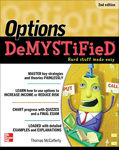 9780071750875: Options DeMYSTiFieD, Second Edition