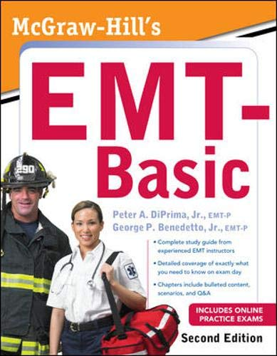 9780071751278: McGraw-Hill's EMT-Basic, Second Edition