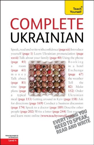 9780071751384: Complete Ukrainian: A Teach Yourself Guide (TY: Complete Courses)
