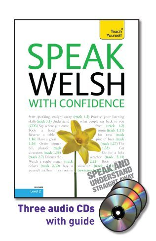 9780071751520: Speak Welsh with Confidence with Three Audio CDs: A Teach Yourself Guide (Teach Yourself: Level 2)