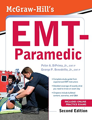 9780071752015: McGraw-Hill's EMT-Paramedic, Second Edition