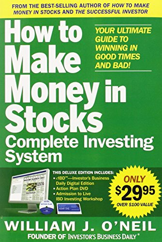 9780071752114: How to Make Money in Stocks Complete Investing System: Your Ultimate Guide to Winning in Good Times and Bad! [With DVD]