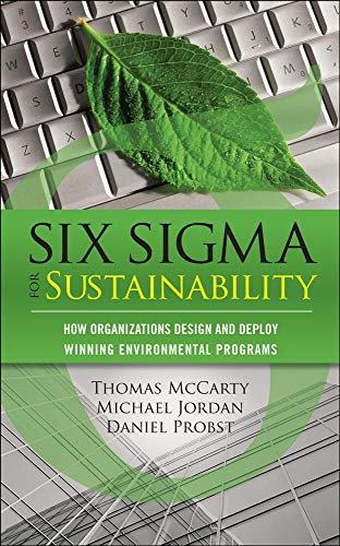 9780071752442: Six Sigma for Sustainability