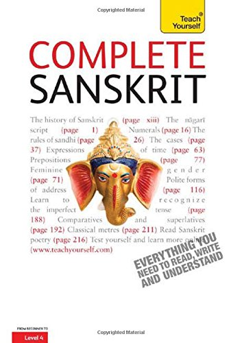 9780071752664: Complete Sanskrit: A Teach Yourself Guide (Teach Yourself Language)