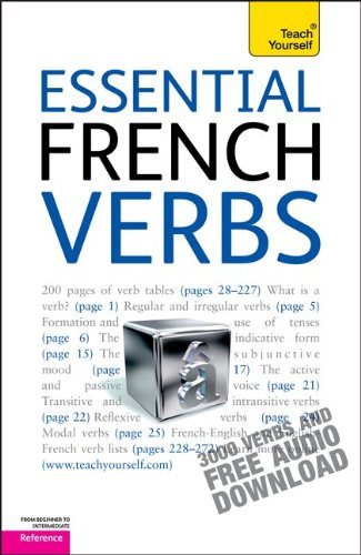 9780071752695: Essential French Verbs: A Teach Yourself Guide (Teach Yourself Language)