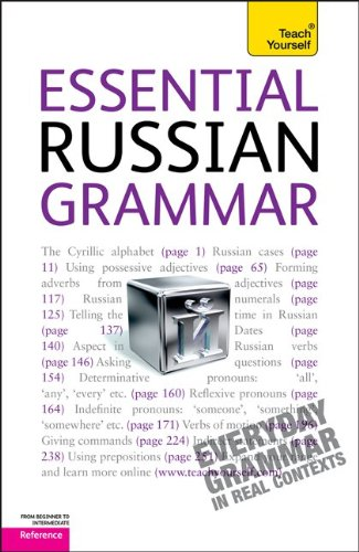 9780071752701: Essential Russian Grammar: A Teach Yourself Guide (TY: Language Guides)