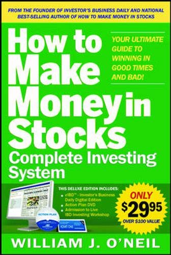 9780071753012: How to Make Money in Stocks Complete Investment System (International)