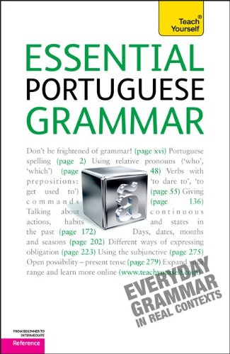 9780071753302: Essential Portuguese Grammar: A Teach Yourself Guide (TY: Language Guides)