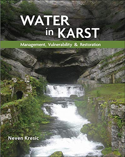 9780071753333: Water in Karst: Management, Vulnerability, and Restoration