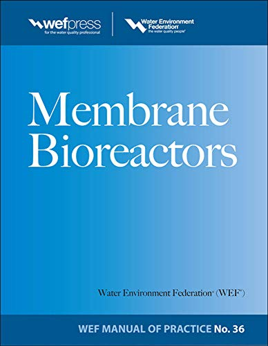 9780071753661: Membrane BioReactors WEF Manual of Practice No. 36