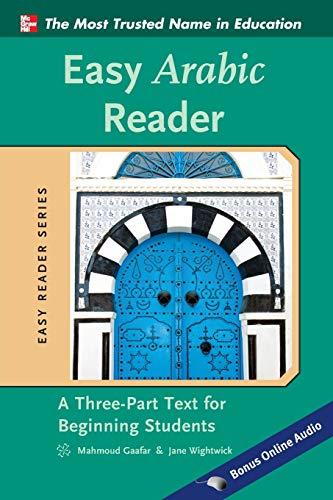 9780071754026: Easy Arabic Reader (Easy Reader Series)