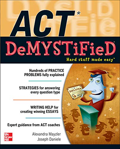 9780071754439: ACT DeMYSTiFieD