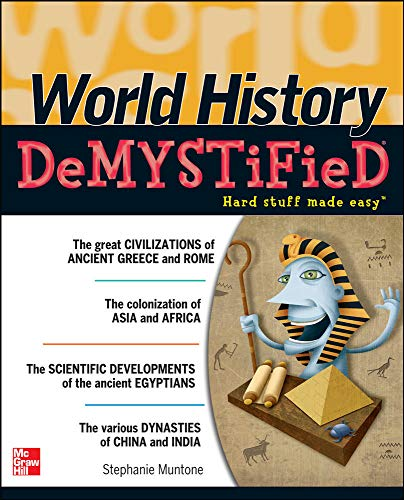 9780071754521: World History DeMYSTiFieD