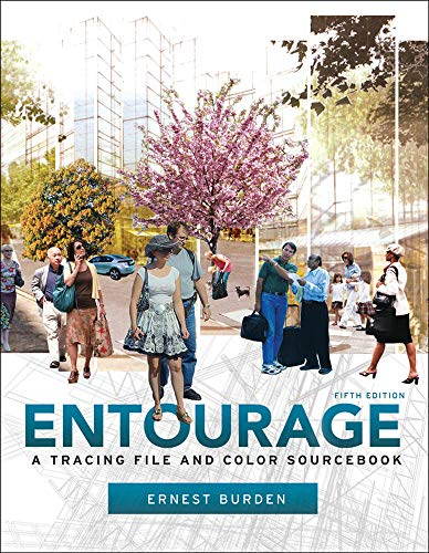 Entourage: A Tracing File and Color Sourcebook [With CDROM] (Updated, Expanded)