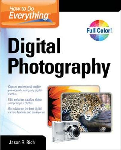 9780071754712: How to Do Everything Digital Photography