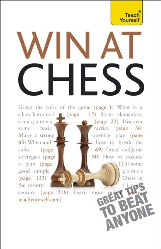 9780071754767: Win at Chess: A Teach Yourself Guide (Teach Yourself: Reference)