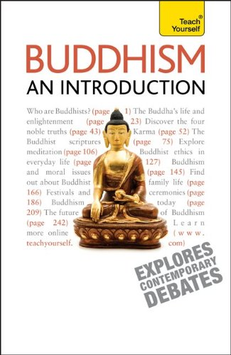 9780071754835: Buddhism--An Introduction: A Teach Yourself Guide (Teach Yourself: Reference)