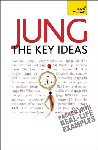 9780071754866: Jung--The Key Ideas: A Teach Yourself Guide