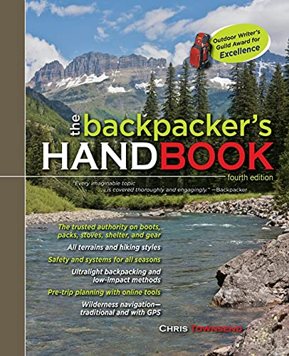 9780071754897: The Backpacker's Handbook, 4th Edition (International Marine-RMP)