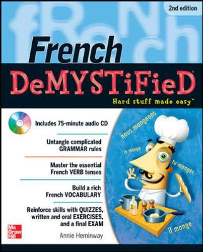 9780071755788: French DeMYSTiFieD, Second Edition