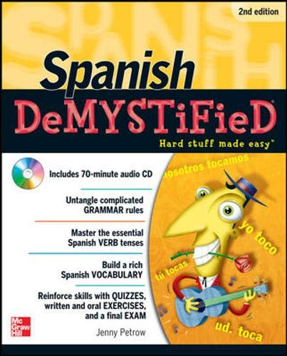 9780071755924: Spanish DeMYSTiFieD, Second Edition