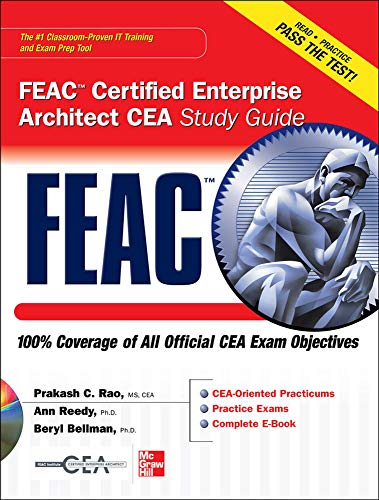 9780071756136: FEAC Certified Enterprise Architect CEA Study Guide (Certification Press)